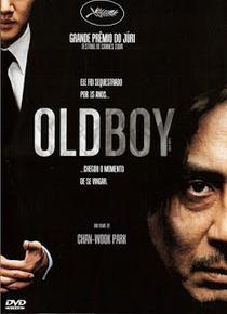 Oldboy - Poster / Capa / Cartaz - Oficial 18