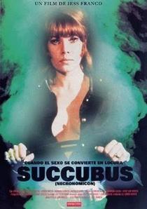 Succubus - Poster / Capa / Cartaz - Oficial 1