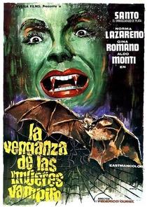 La Venganza de las Mujeres Vampiro - Poster / Capa / Cartaz - Oficial 1