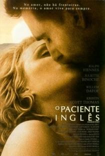 O Paciente Inglês - Poster / Capa / Cartaz - Oficial 1