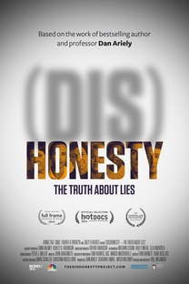 (Dis)Honesty: The Truth About Lies - Poster / Capa / Cartaz - Oficial 1