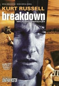 Breakdown - Implacável Perseguição - Poster / Capa / Cartaz - Oficial 6