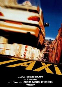 Táxi - Velocidade nas Ruas - Poster / Capa / Cartaz - Oficial 1
