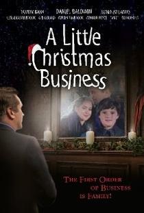 A Little Christmas Business - Poster / Capa / Cartaz - Oficial 1