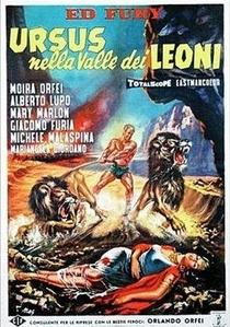 Ursus no Vale dos Leões - Poster / Capa / Cartaz - Oficial 2