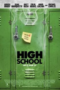 Um Colégio Muito Maluco - Poster / Capa / Cartaz - Oficial 3