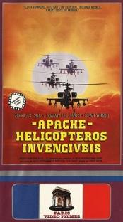 Apache – Helicópteros Invencíveis - Poster / Capa / Cartaz - Oficial 2