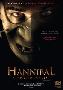 Hannibal - A Origem do Mal - Poster / Capa / Cartaz - Oficial 4