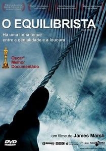 O Equilibrista - Poster / Capa / Cartaz - Oficial 2