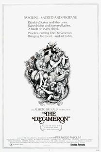 Decameron - Poster / Capa / Cartaz - Oficial 6