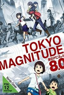 Tokyo Magnitude 8.0 - Poster / Capa / Cartaz - Oficial 6