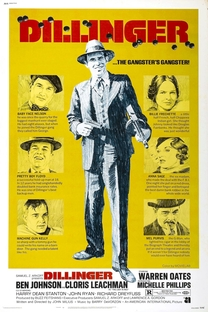 Dillinger - O Gângster dos Gângsteres - Poster / Capa / Cartaz - Oficial 3