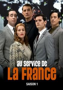 A Very Secret Service (1ª Temporada) - Poster / Capa / Cartaz - Oficial 2