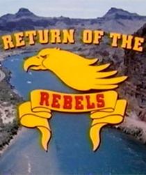 A Volta dos Rebeldes - Poster / Capa / Cartaz - Oficial 2