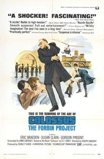 Colossus 1980 - Poster / Capa / Cartaz - Oficial 4