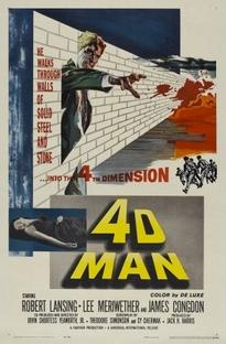 Quarta Dimensão - Poster / Capa / Cartaz - Oficial 1