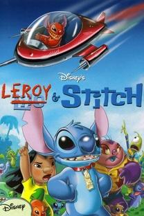 Leroy & Stitch - Poster / Capa / Cartaz - Oficial 2