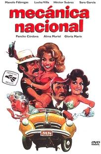Mecánica nacional - Poster / Capa / Cartaz - Oficial 1