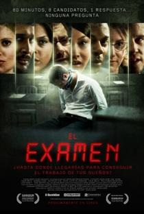 Exame - Poster / Capa / Cartaz - Oficial 6