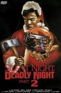 Natal Sangrento 2: Retorno Macabro - Poster / Capa / Cartaz - Oficial 3