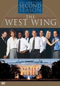 West Wing: Nos Bastidores do Poder (2ª Temporada) - Poster / Capa / Cartaz - Oficial 1
