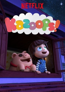 Kazoops! - Poster / Capa / Cartaz - Oficial 1