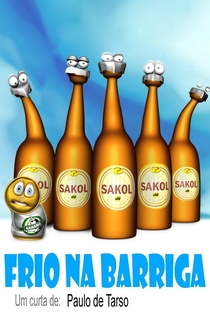 Frio Na Barriga - Poster / Capa / Cartaz - Oficial 1