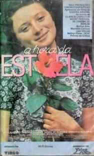 A Hora da Estrela - Poster / Capa / Cartaz - Oficial 3