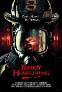 Bloody Homecoming - Poster / Capa / Cartaz - Oficial 1