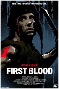 Rambo - Programado Para Matar - Poster / Capa / Cartaz - Oficial 7