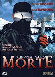 Esquiando para a Morte - Poster / Capa / Cartaz - Oficial 2