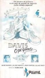 Davis - O Pé Quente - Poster / Capa / Cartaz - Oficial 1