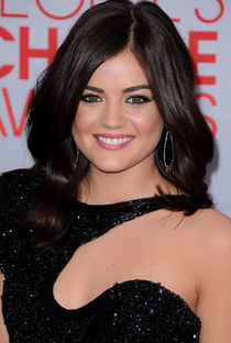 Lucy Hale - Poster / Capa / Cartaz - Oficial 3