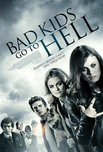 Bad Kids Go To Hell - Poster / Capa / Cartaz - Oficial 1