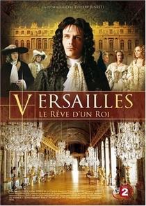Versailles, o Sonho de um Rei - Poster / Capa / Cartaz - Oficial 1