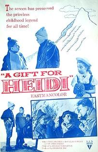 Um Presente para Heidi - Poster / Capa / Cartaz - Oficial 1