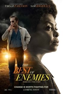 The Best Of Enemies - Poster / Capa / Cartaz - Oficial 1