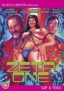 Zeta One - Poster / Capa / Cartaz - Oficial 1