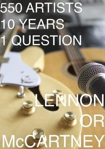 Lennon or McCartney - Poster / Capa / Cartaz - Oficial 1