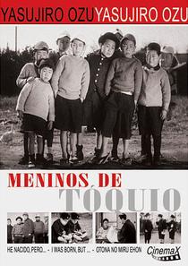 Meninos de Tóquio - Poster / Capa / Cartaz - Oficial 3