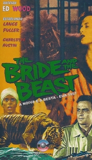 A Noiva e a Besta - Poster / Capa / Cartaz - Oficial 2