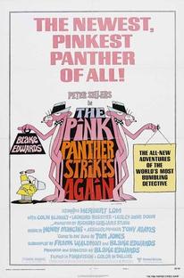 A Nova Transa da Pantera Cor de Rosa - Poster / Capa / Cartaz - Oficial 1