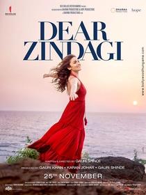 Dear Zindagi - Poster / Capa / Cartaz - Oficial 2