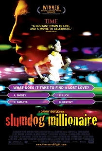 Quem Quer Ser um Milionário? - Poster / Capa / Cartaz - Oficial 1