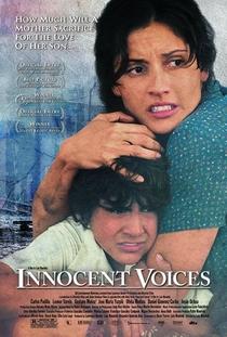 Vozes Inocentes - Poster / Capa / Cartaz - Oficial 3