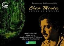 Chico Mendes - cartas da floresta - Poster / Capa / Cartaz - Oficial 1