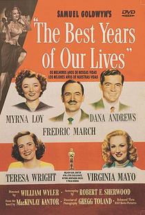 Os Melhores Anos de Nossa Vida - Poster / Capa / Cartaz - Oficial 11