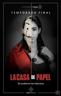 La Casa de Papel (Parte 2) - Poster / Capa / Cartaz - Oficial 2