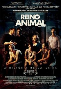 Reino Animal - Poster / Capa / Cartaz - Oficial 1