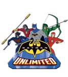 DC Batman Sem Limites (Batman Unlimited)